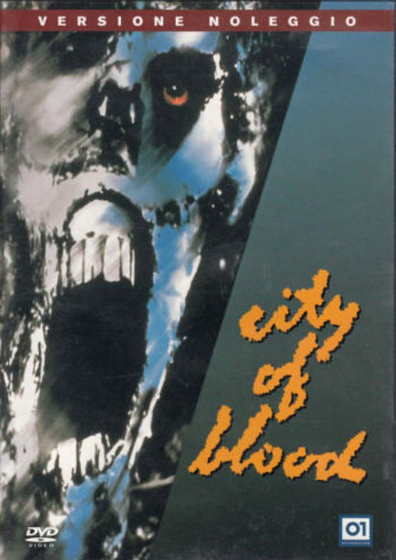 City of Blood movie poster