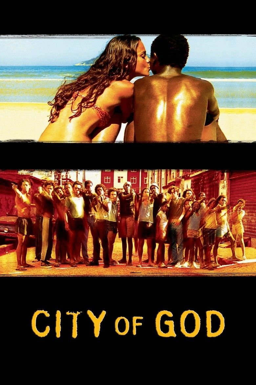 City of God (2002 film) movie poster