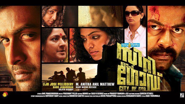 City of God (2011 film) movie scenes