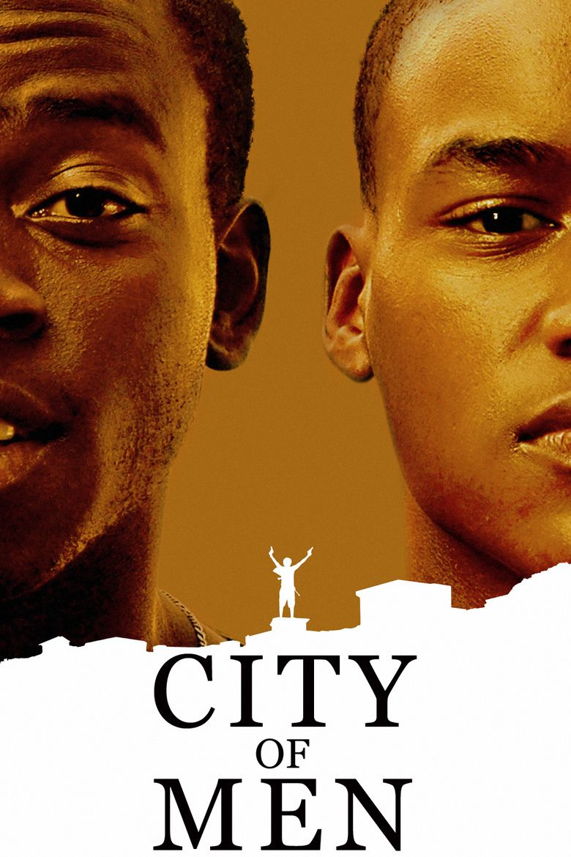 City of Men (film) movie poster