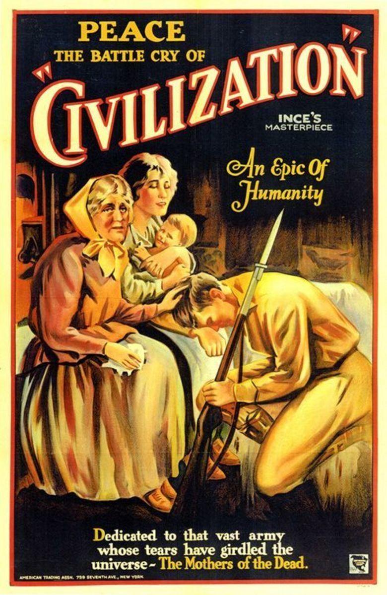 Civilization (film) movie poster