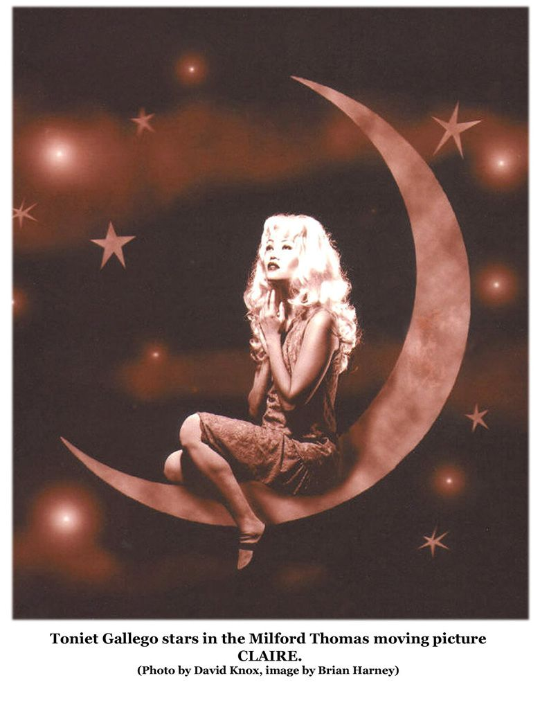 Claire (film) movie poster