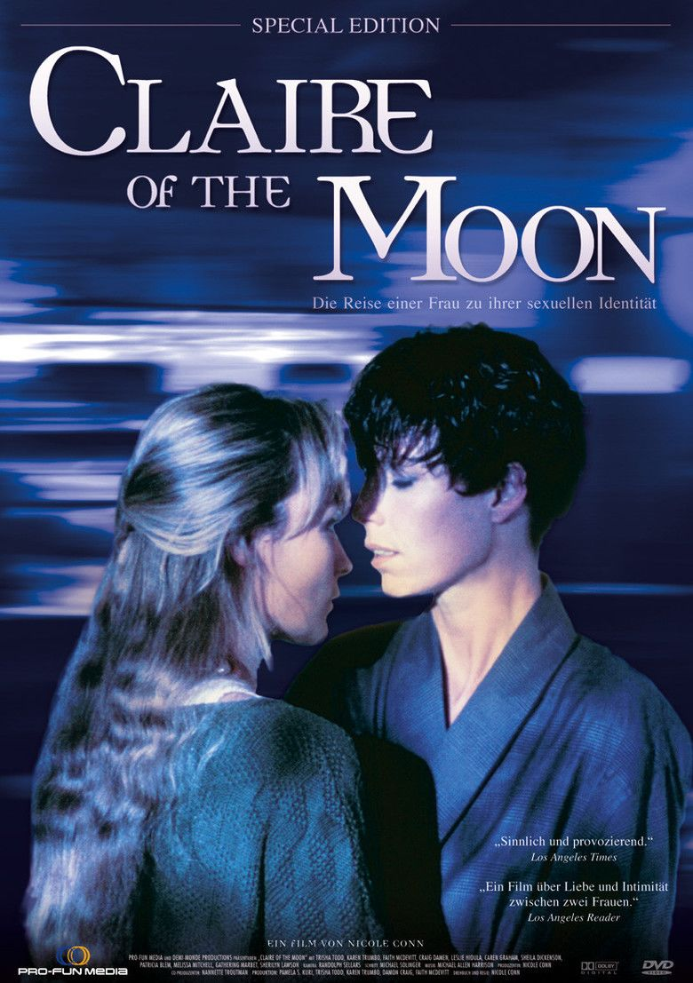 Claire of the Moon movie poster