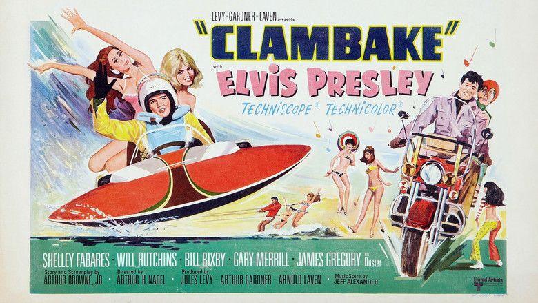 Clambake movie scenes