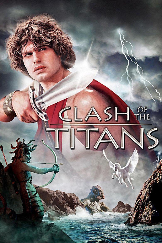 Clash of the Titans (1981 film) movie poster