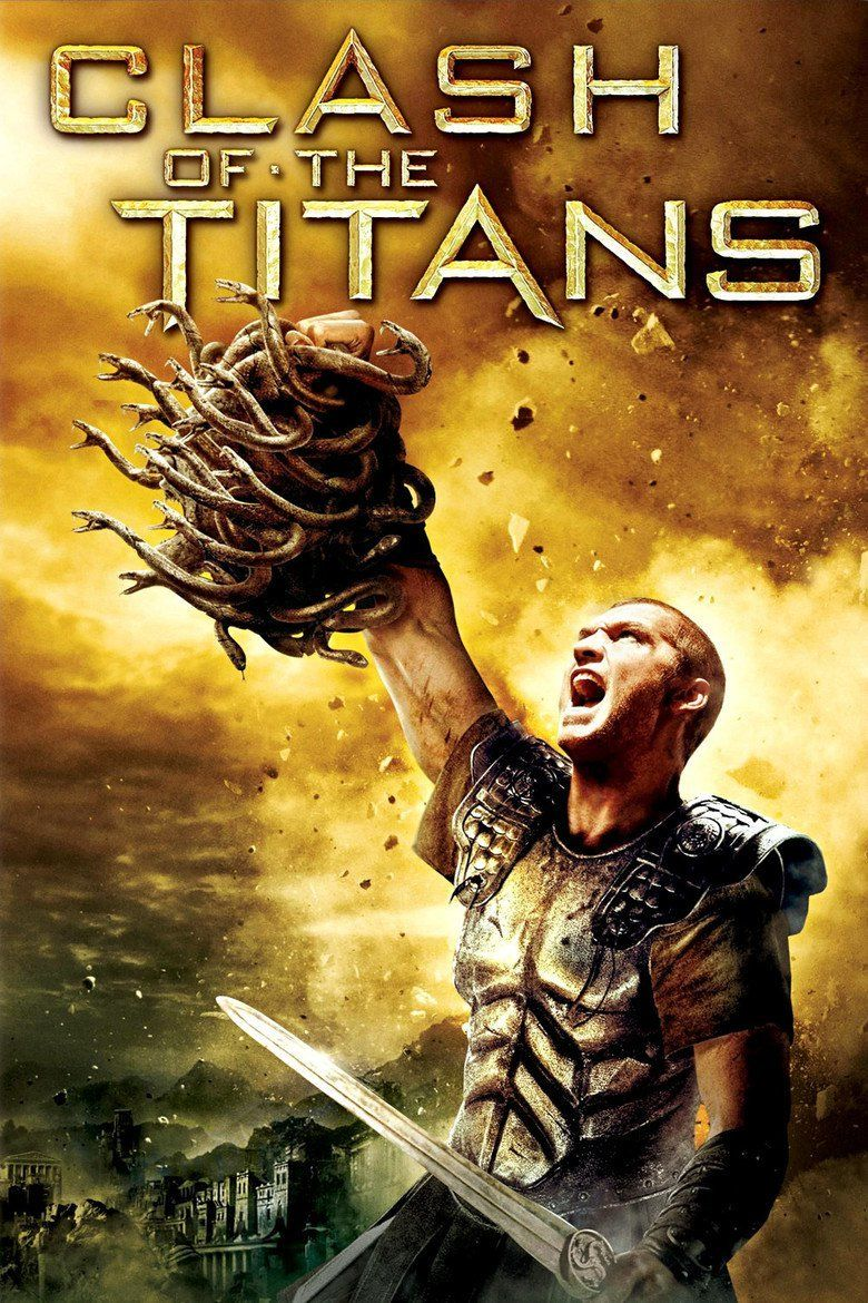 Clash of the Titans (2010 film) movie poster