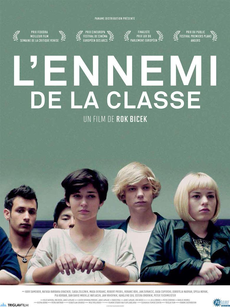Class Enemy (film) movie poster