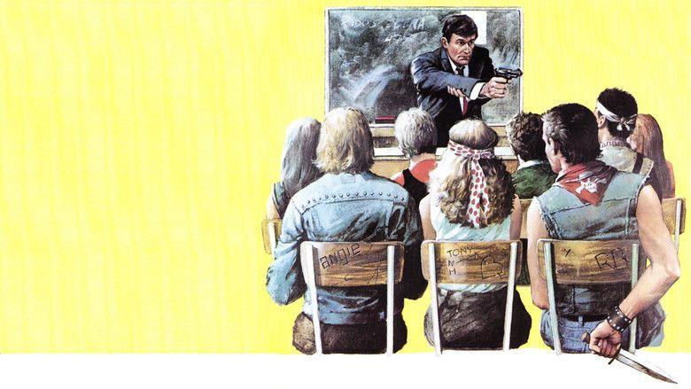 Class of 1984 movie scenes