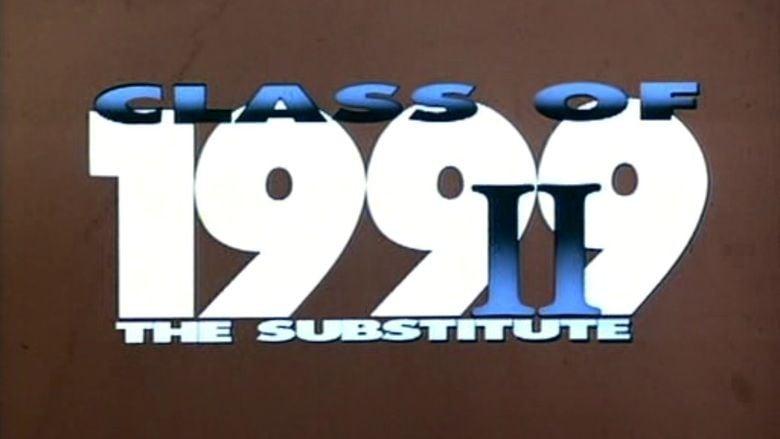 Class of 1999 II: The Substitute movie scenes