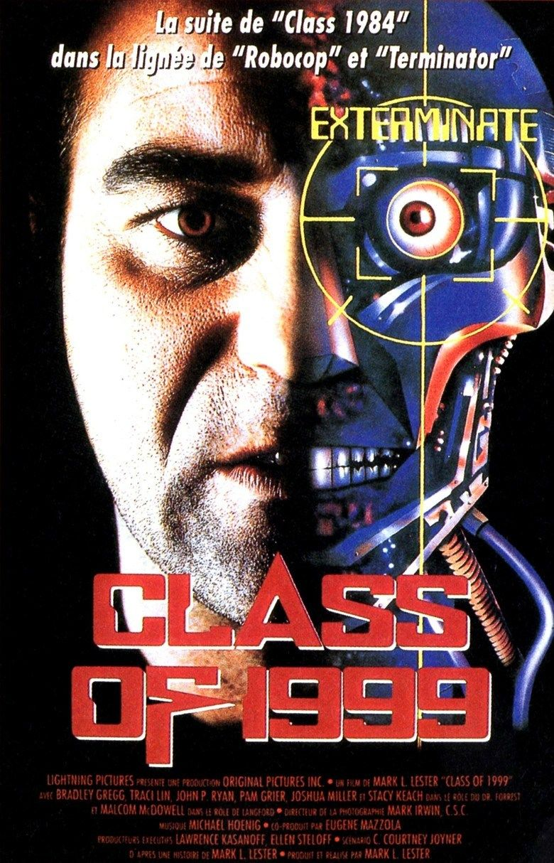 Class of 1999 movie poster