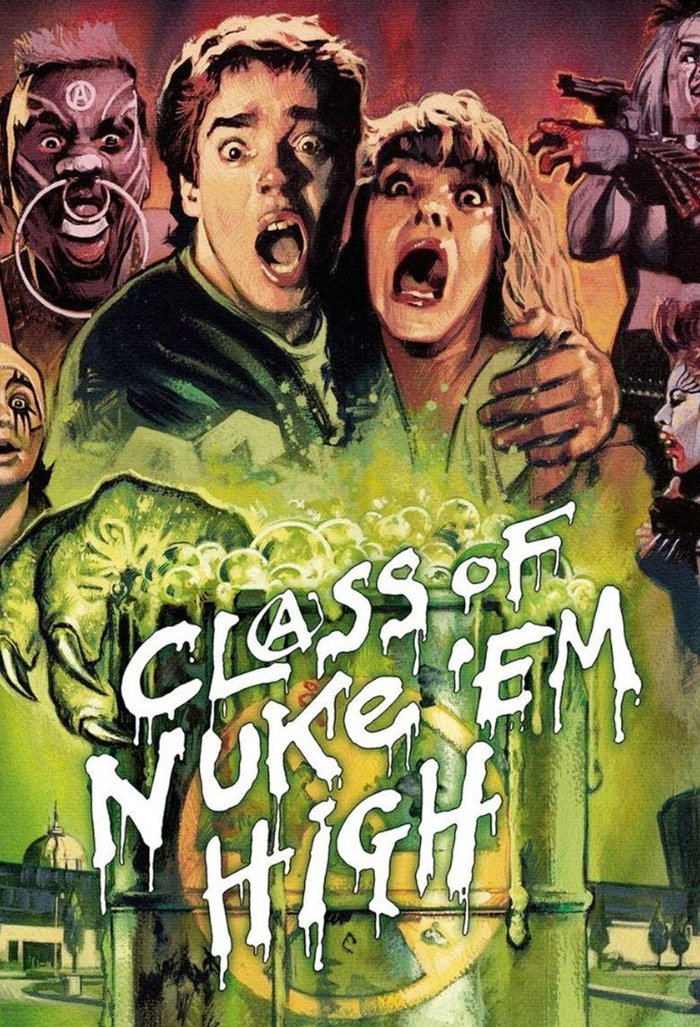 Class of Nuke Em High movie poster