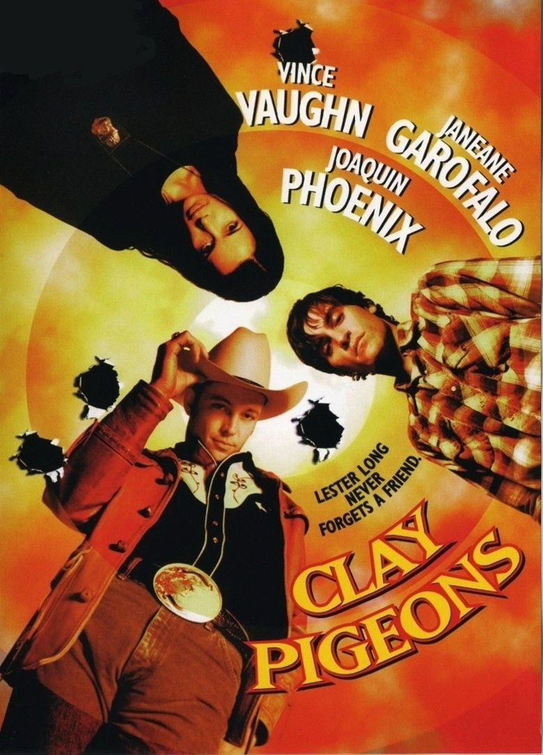 Clay Pigeons movie poster