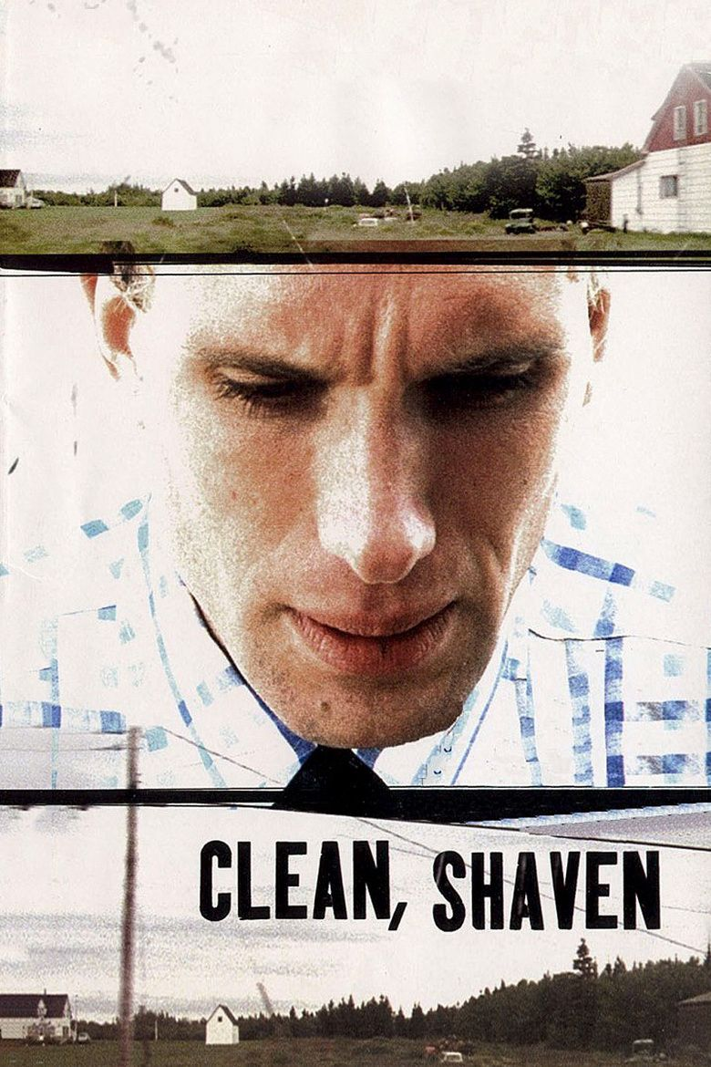 Clean, Shaven movie poster