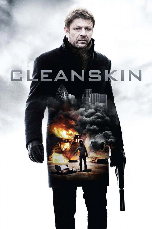 Cleanskin (film) movie poster
