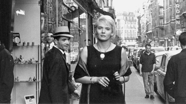 Cleo from 5 to 7 movie scenes
