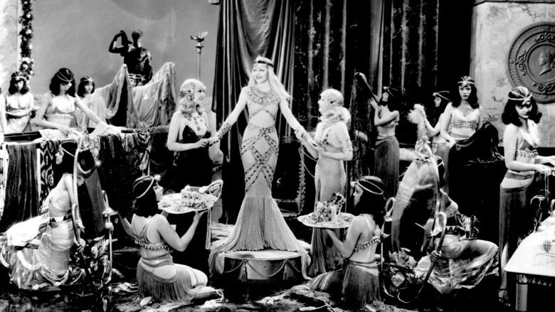 Cleopatra (1934 film) movie scenes