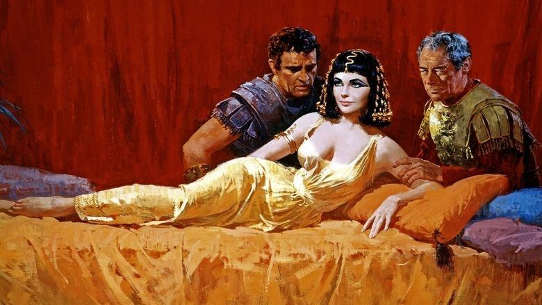 Cleopatra (1963 film) movie scenes