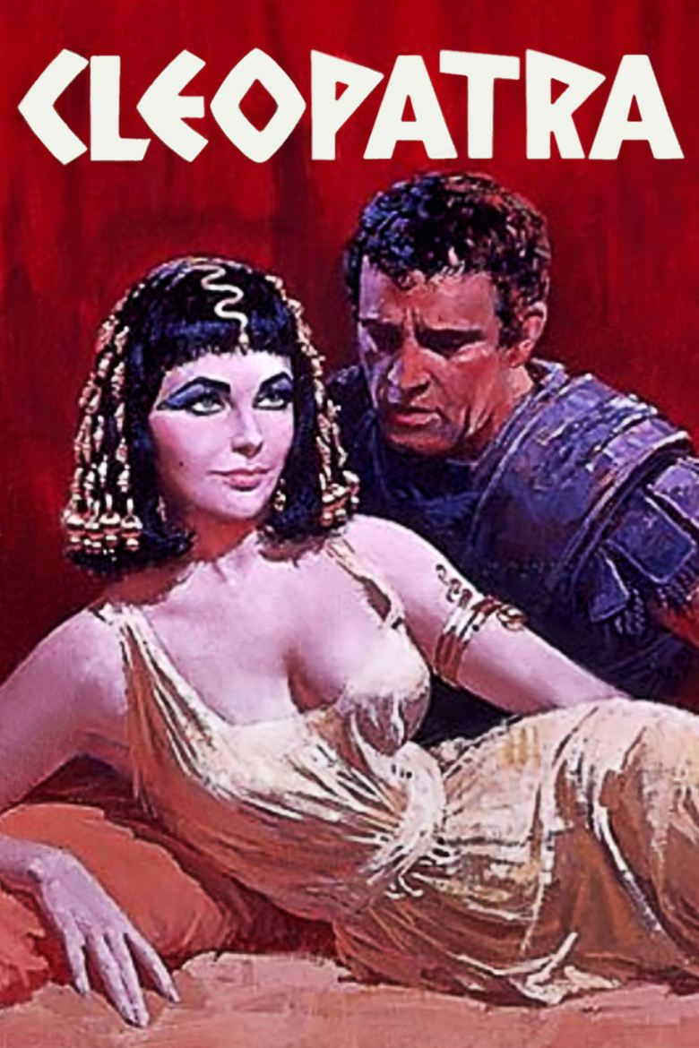 Cleopatra (1963 film) movie poster