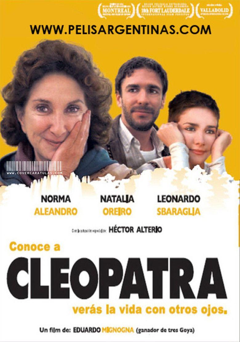 Cleopatra (2003 film) movie poster