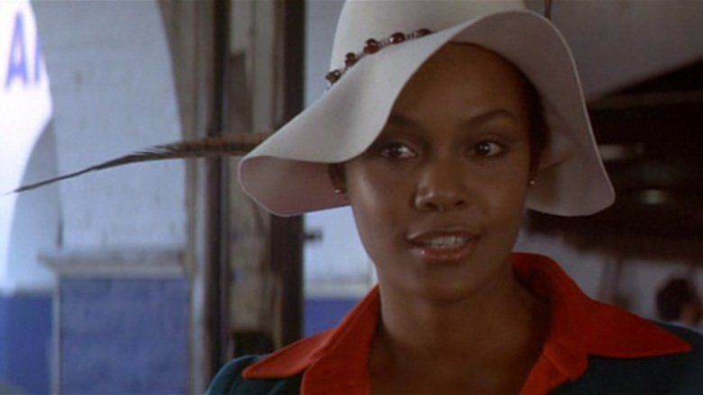Cleopatra Jones movie scenes