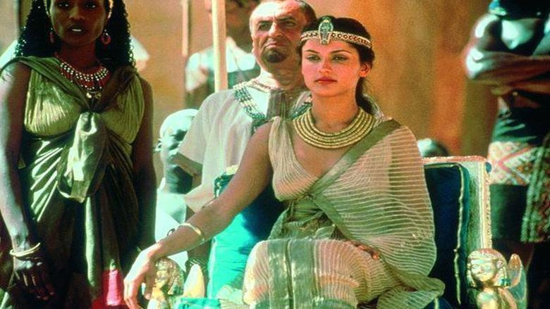 Cleopatra (miniseries) movie scenes