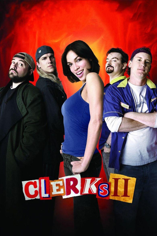 Clerks II movie poster