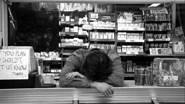 Clerks movie scenes