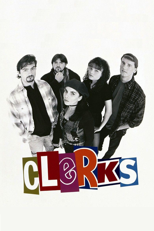Clerks movie poster