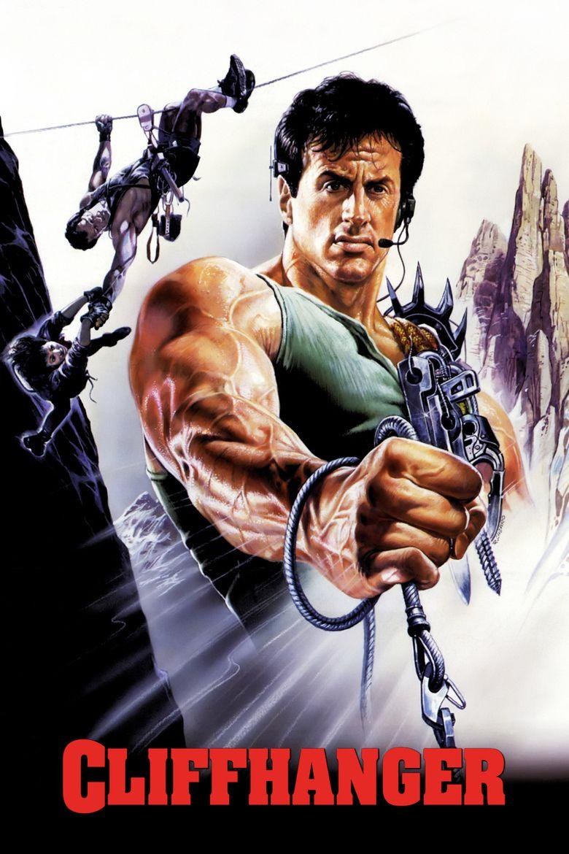 Cliffhanger (film) movie poster