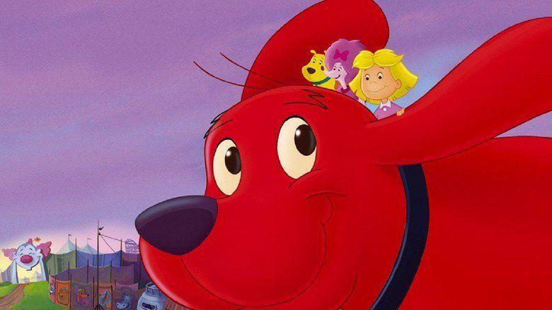 Cliffords Really Big Movie movie scenes