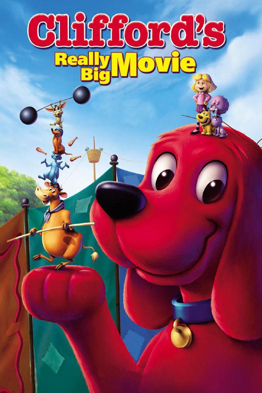 Cliffords Really Big Movie movie poster