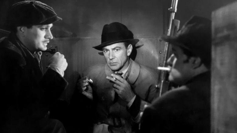 Cloak and Dagger (1946 film) movie scenes