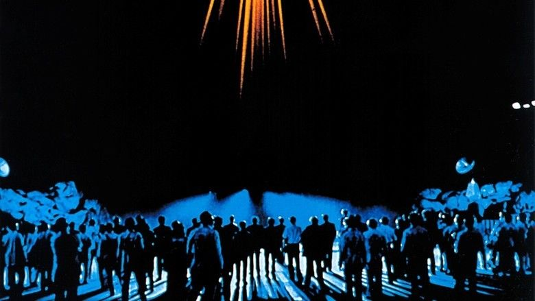 Close Encounters of the Third Kind movie scenes