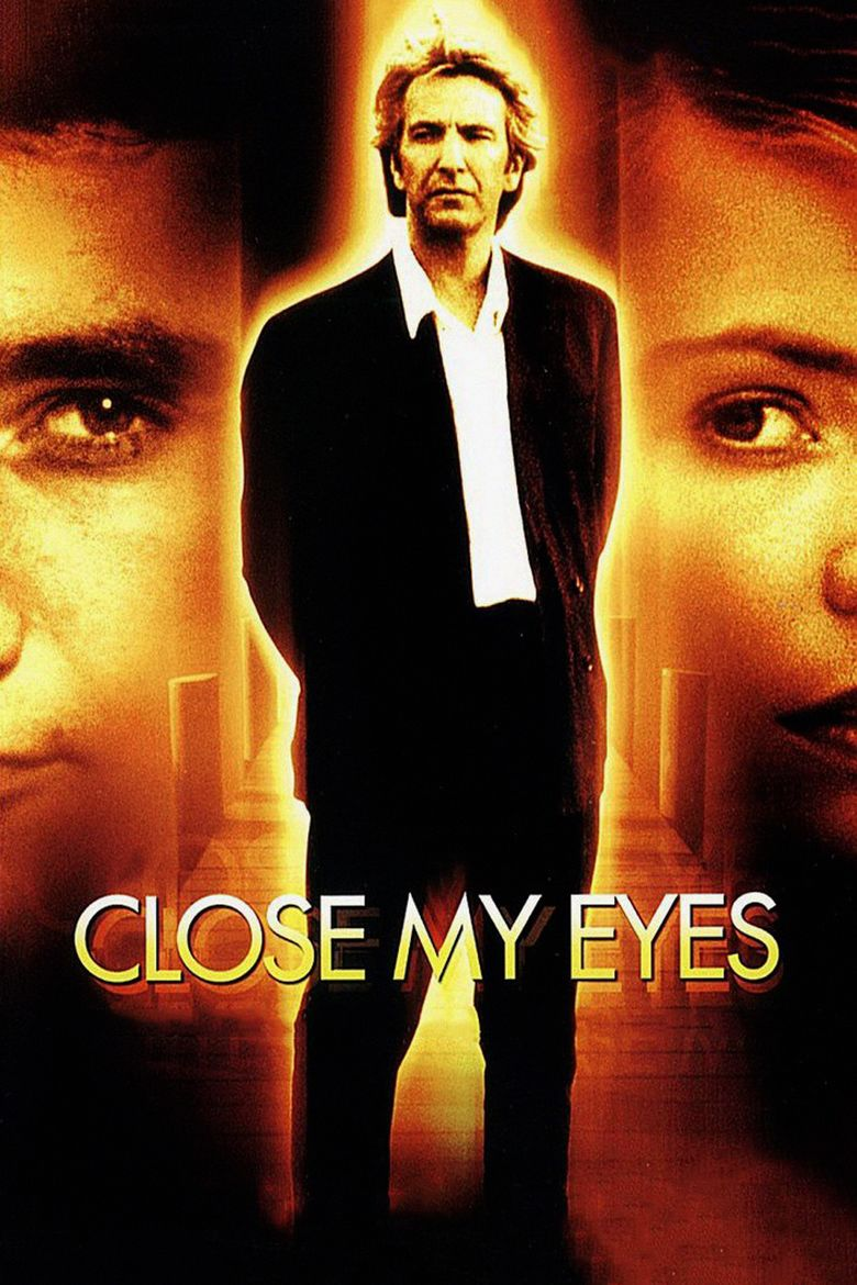 Close My Eyes (film) movie poster