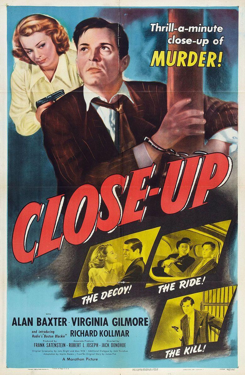 Close Up (1948 film) movie poster