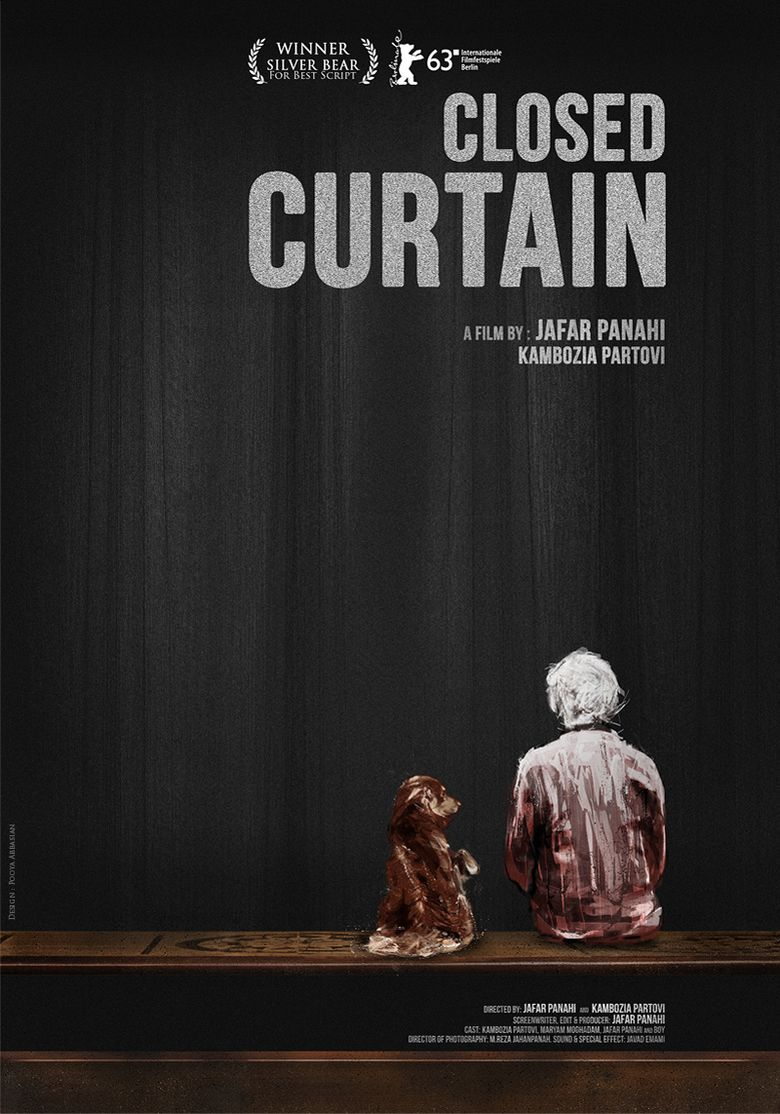Closed Curtain movie poster