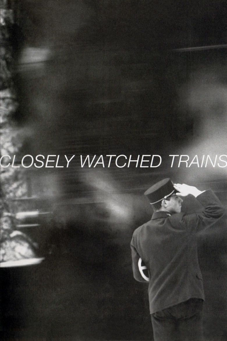 Closely Watched Trains movie poster