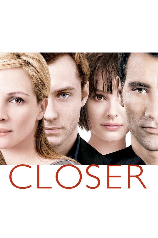 Closer (2004 film) movie poster