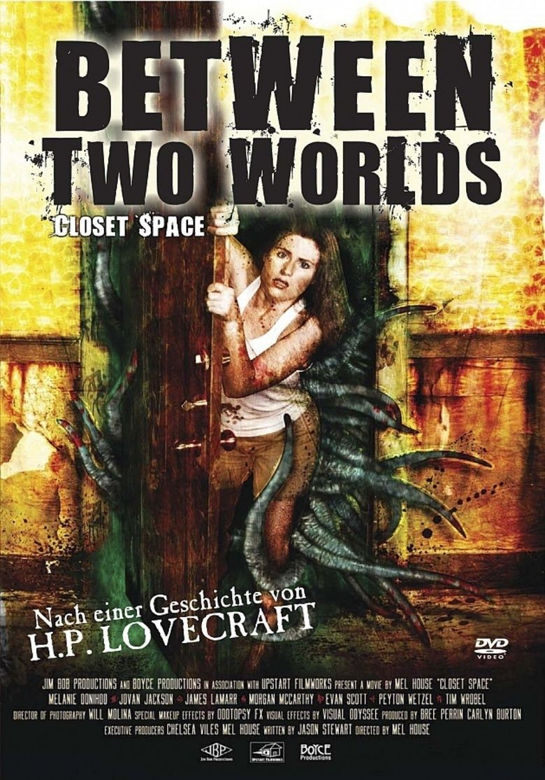 Closet Space movie poster
