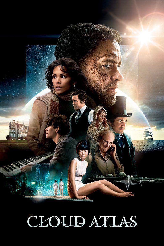 Cloud Atlas (film) movie poster