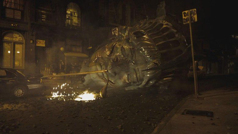 Cloverfield movie scenes