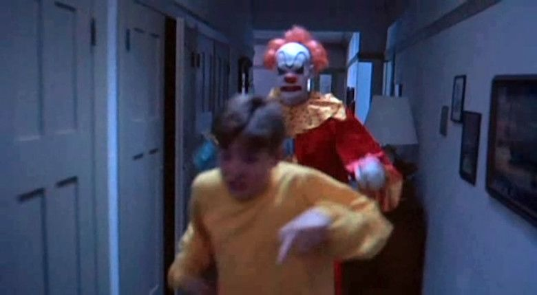 Clownhouse movie scenes