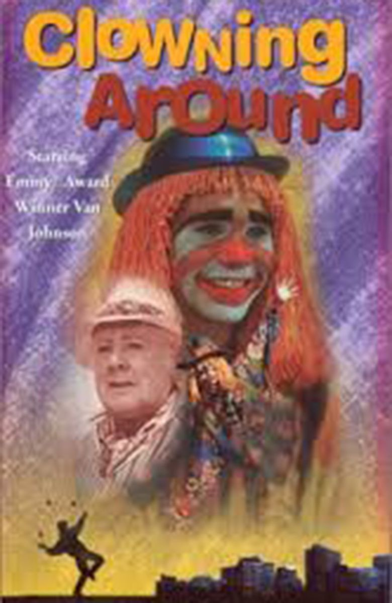 Clowning Around movie poster
