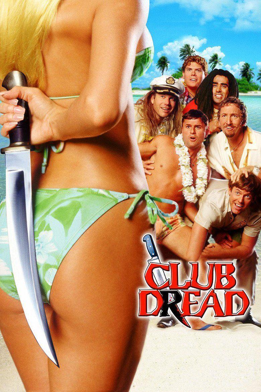 Club Dread movie poster