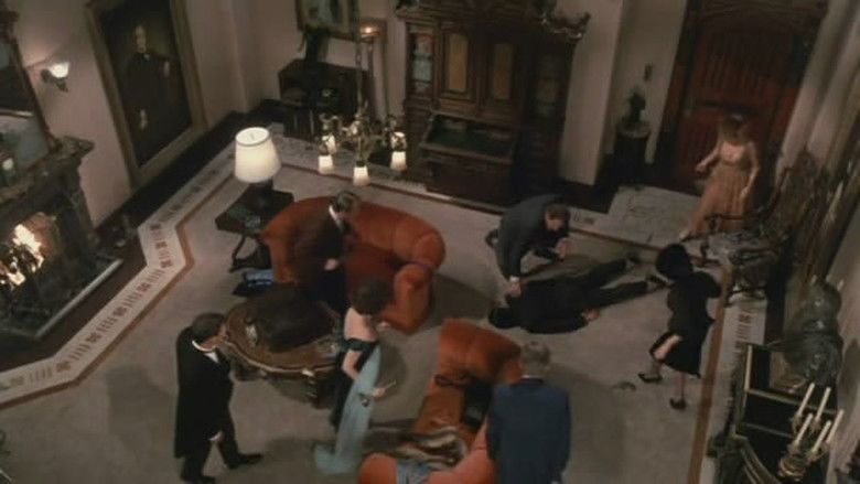 Clue (film) movie scenes
