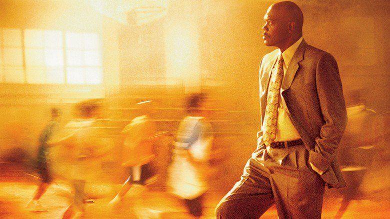 Coach Carter movie scenes