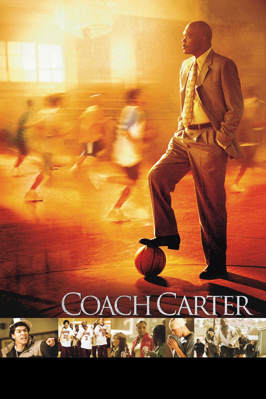 Coach Carter movie poster