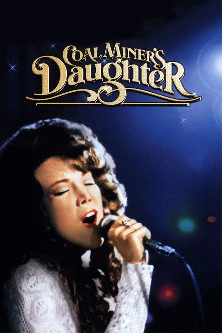 Coal Miners Daughter (film) movie poster