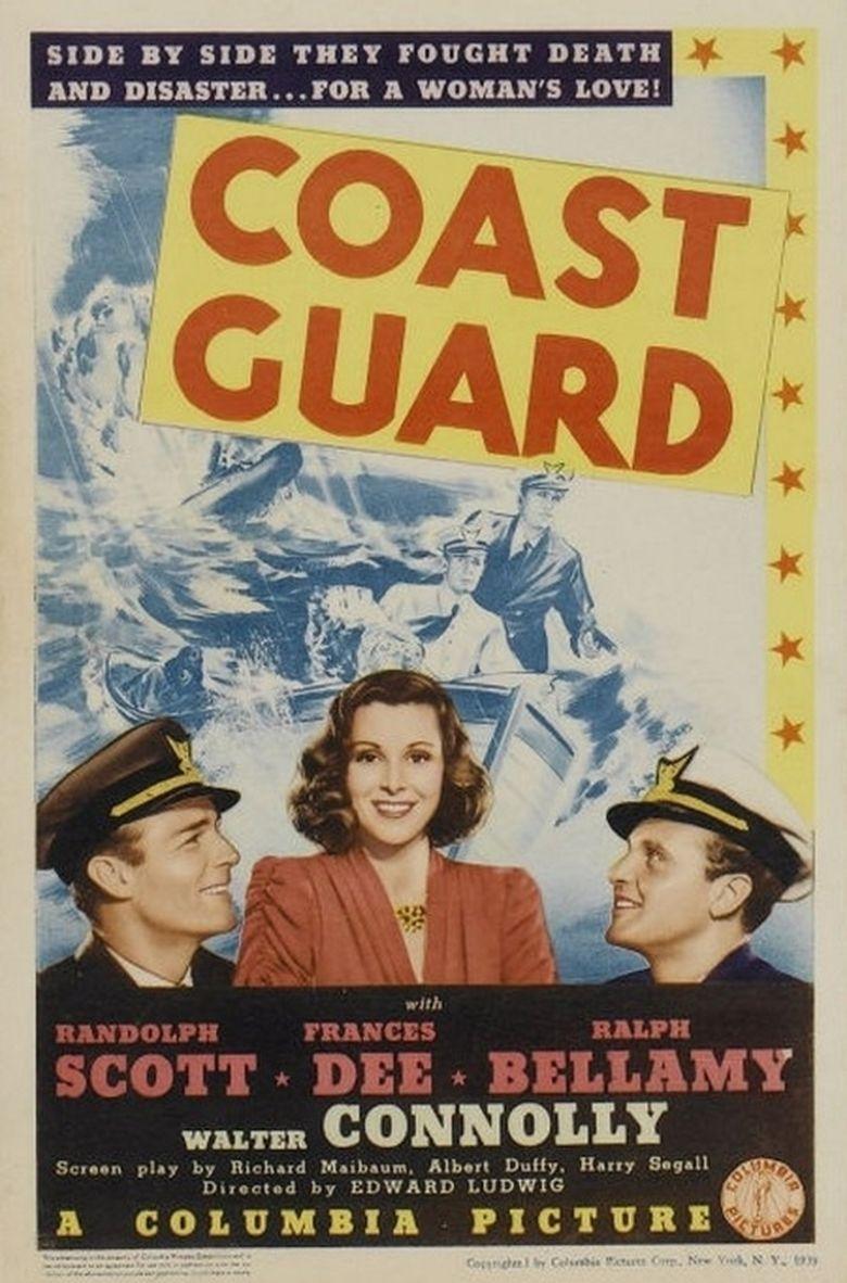 Coast Guard (1939 film) movie poster