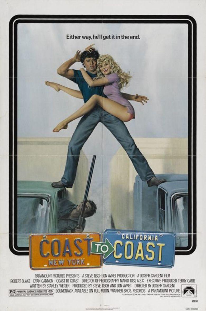 Coast to Coast (1980 film) movie poster